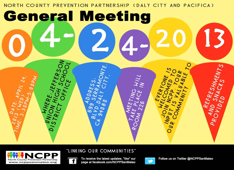NCPP General Meeting 04.24.13 (CBP)