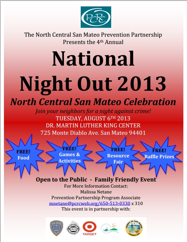 National Night Out 2013