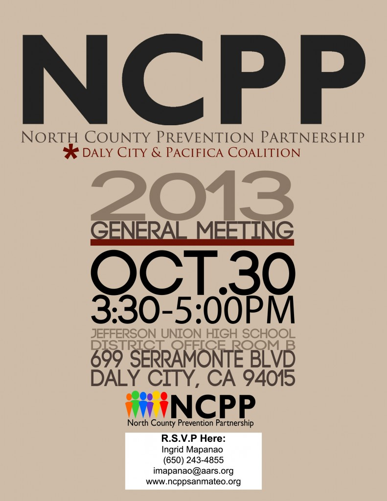 10.30.2013 NCPP CBP General Meeting
