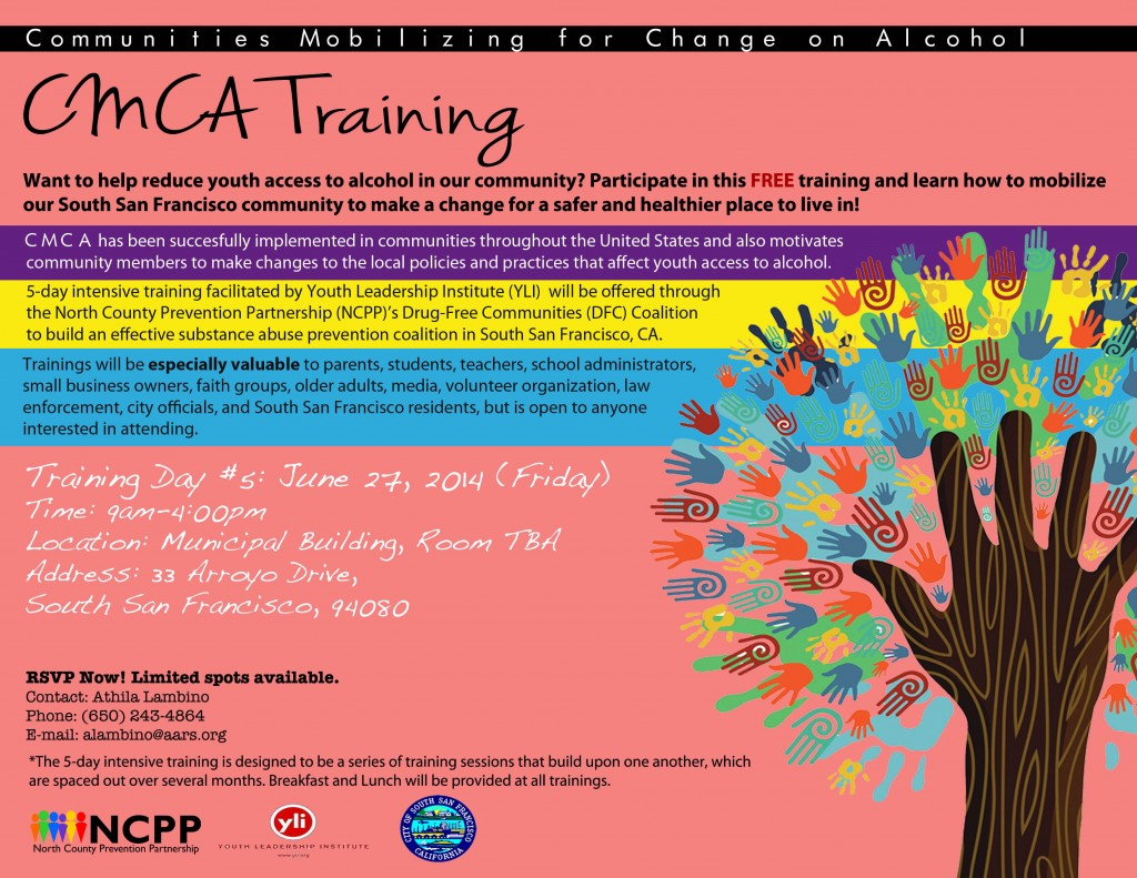 06.27.14 CMCA Training Flyer